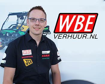WBE gator Erik van der Perk